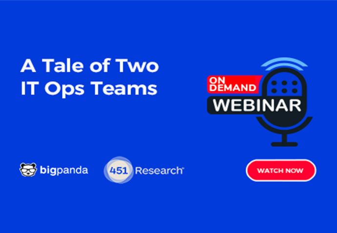 Webinar: A Tale of Two IT Ops Teams